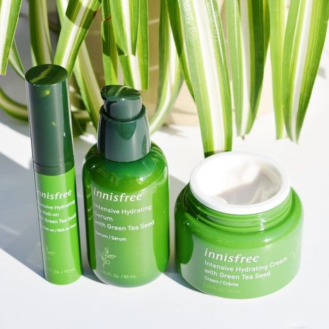 Innisfree Beauty Green Tea Col