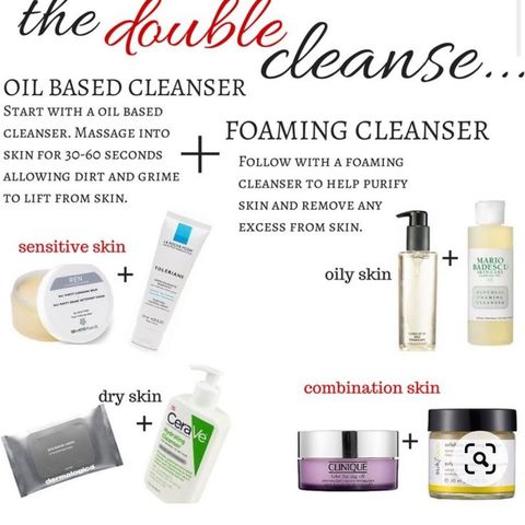 💦!!!Double Cleanse!!!💦 Cheap Products For You