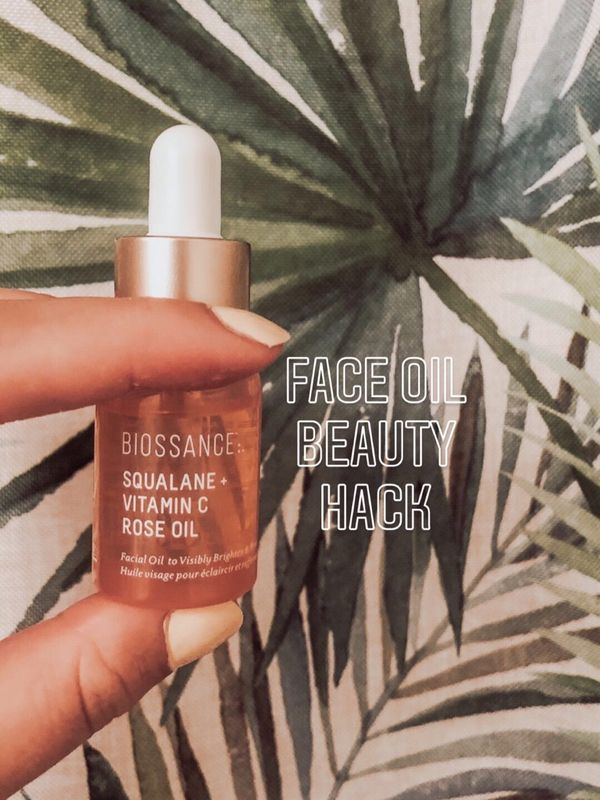 WAYS TO USE FACE OIL- BESIDES ON YOUR FACE 🌞  | Cherie