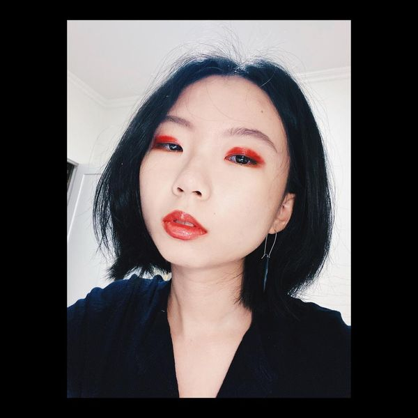 Park Chan Wook Lady Vengeance Inspired Makeup  | Cherie