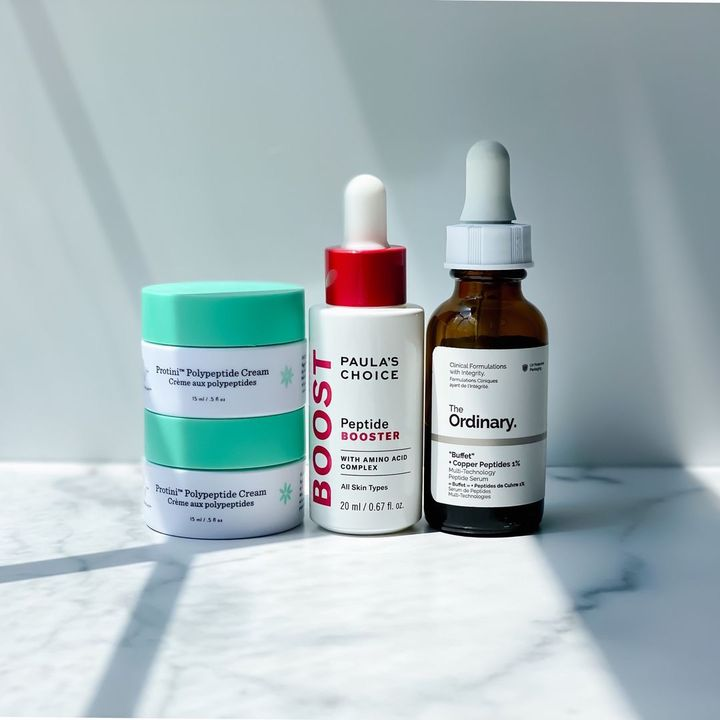 Ingredient Breakdown: Peptides | Cherie