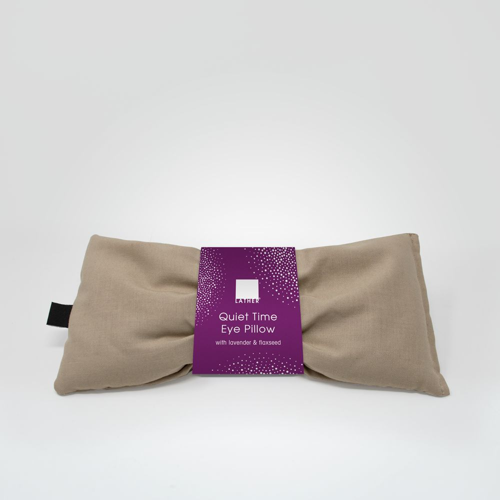 Quiet Time Eye Pillow