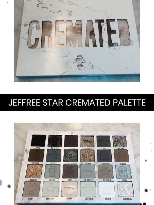 The Cremated Palette, Is it Wearable? | Cherie