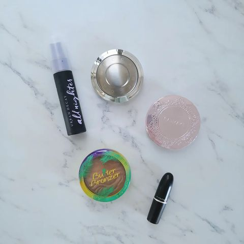My fav summer day makeups😘