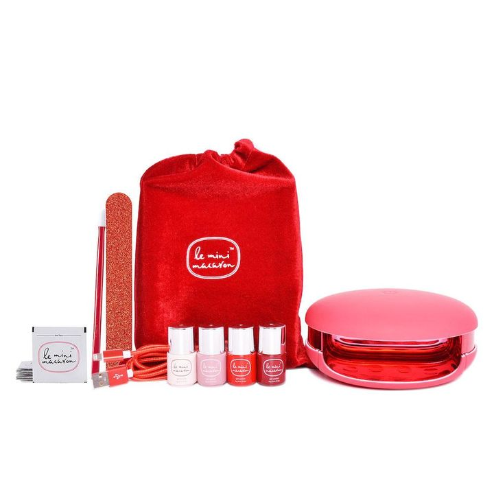 Le Maxi ''Rouge & Moi'' Limited Edition Deluxe Gel Manicure Set