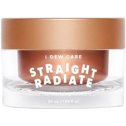 Straight Radiate Radiance Moisturizing Gold Gel Cream
