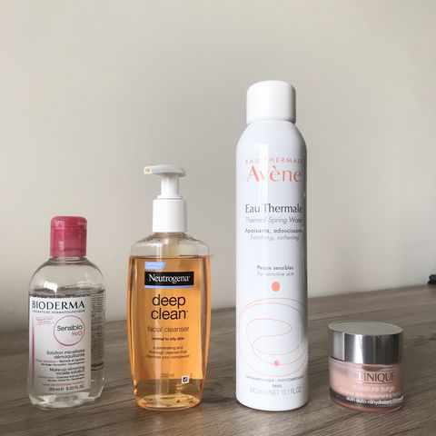 Oily / Inner Dryness Skin Care Routine