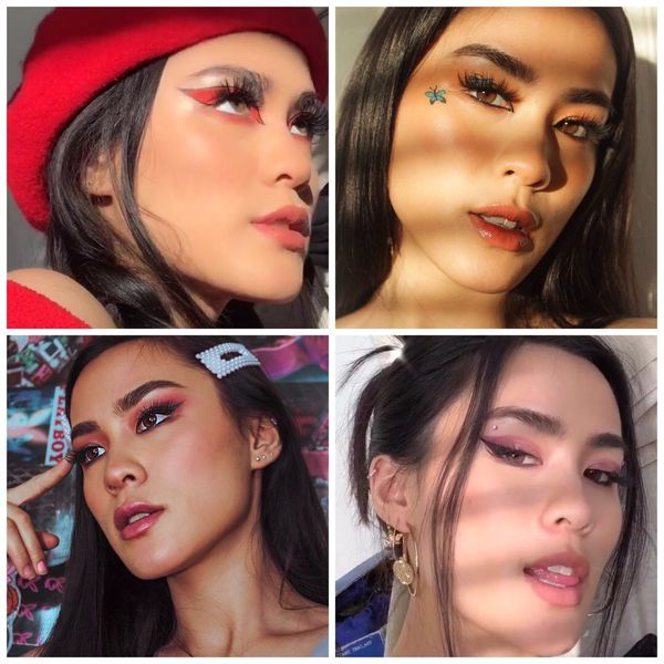 The Best Colors to Make Your Brown Eyes POP💥   Cherie