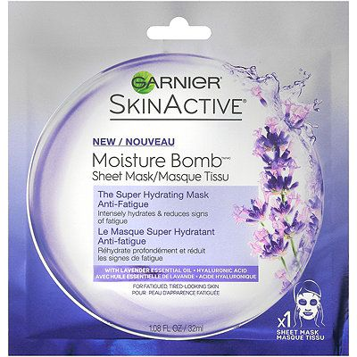 Skin Active Moisture Bomb Anti-Fatigue Sheet Mask