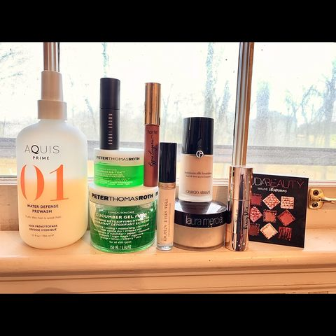 Some of the products that I am most thankful for