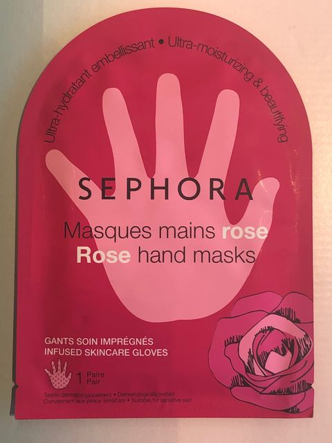 🌺🌹 sephora collection hand mask 🌹🌺