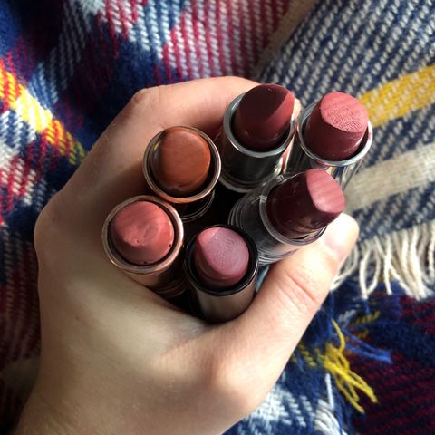 Fall bullet lipsticks