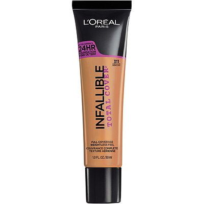 24H Infallible Total Cover Foundation, L'ORÉAL, cherie