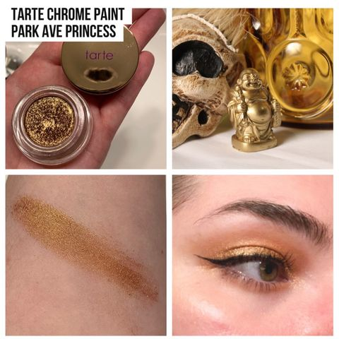 Feeling Golden Today with Tarte 🌟