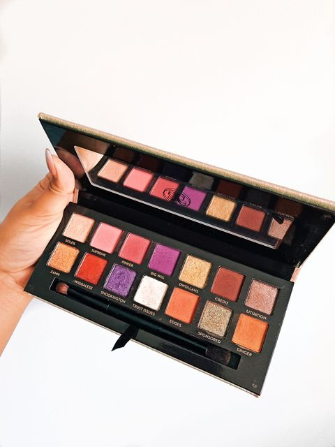 2019 PALETTE OF THE YEAR