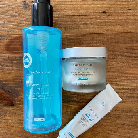 Absolute Fav Skinceuticals Products ⭐️