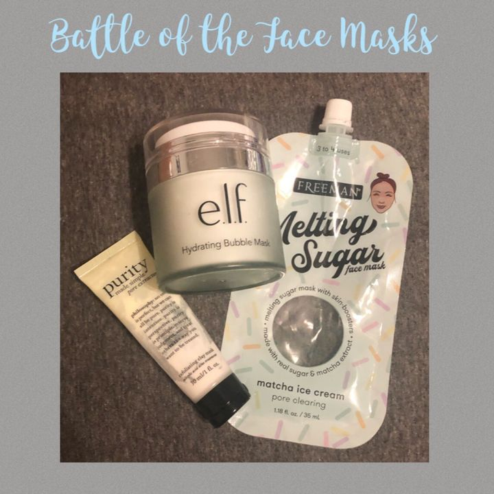 Battle of the Face Masks