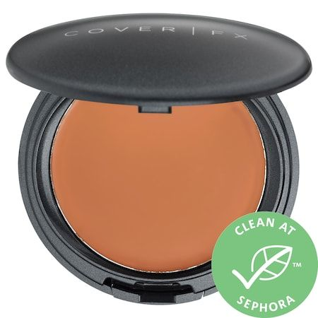 Total Cover Cream Foundation, COVER FX, cherie