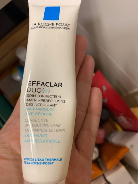 Effaclar Duo - NOT SO GOOD!