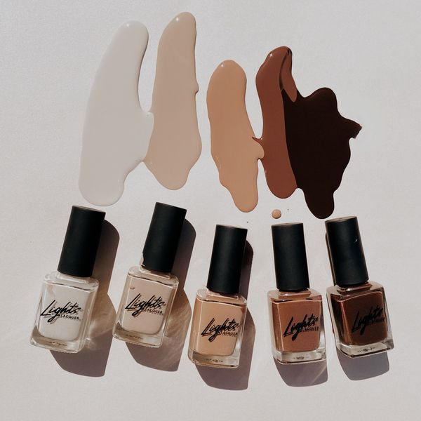 Nutty for Nudes | Cherie