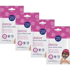 Detox Facial Sheet Mask