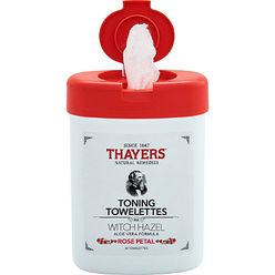 Toning Towelettes