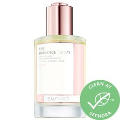 The Radiance Nourishing Body Oil with Jojoba + Apricot + Olive Oil