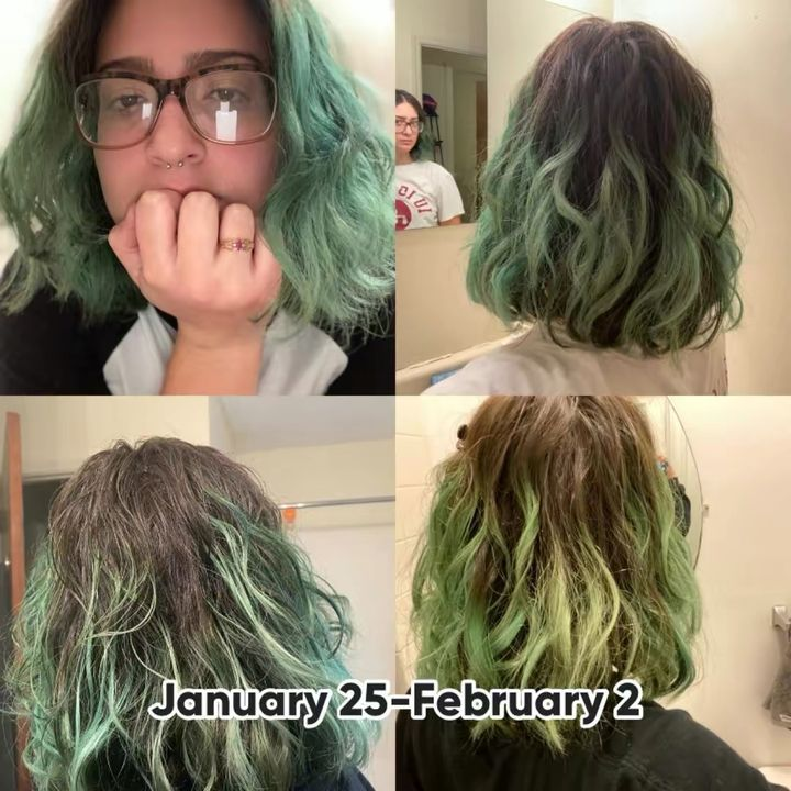 My 10 months of hair!
