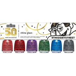 Sesame Street 50th Anniversary Holiday Collection 6 Piece
