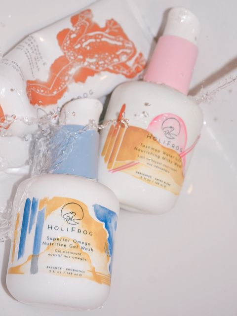 A brand the specializes on CLEANSERS