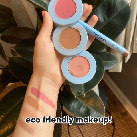 Eco friendly makeup brand: Alleyoop!