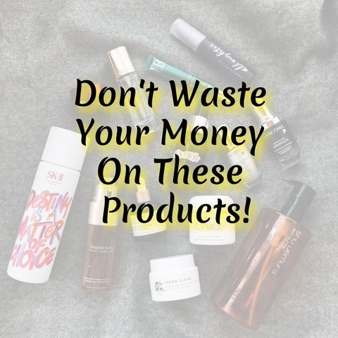 If You Ever Want To Buy These Products, Think Twice, Trust Me👉👉