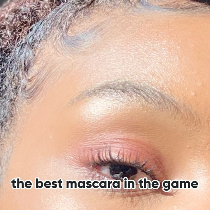 the best mascara in the game!
