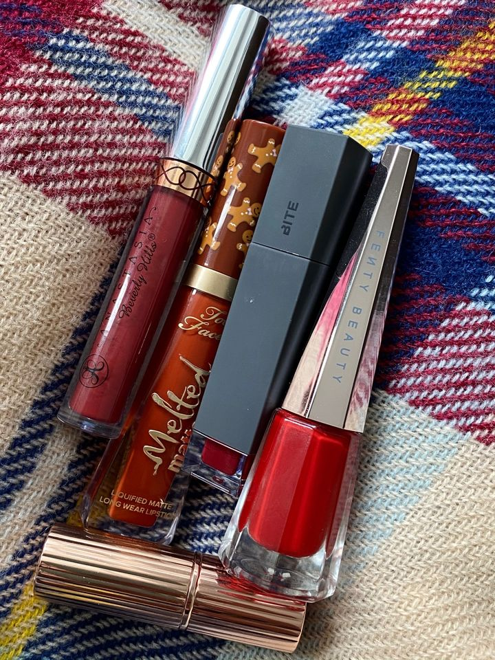 Mood Moosting Fall Lippies w/ lip swatches!