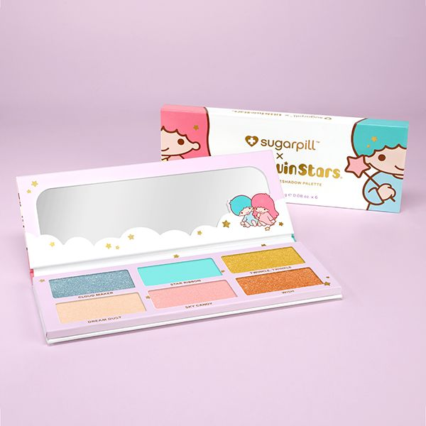 Limited Edition Little Twin Stars Eyeshadow Palette