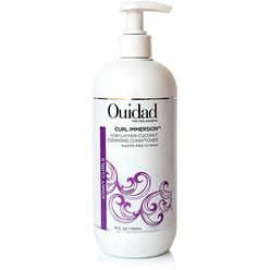 Curl Immersion Coconut Cleansing Conditioner-Low Lather