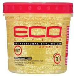 Eco Style Professional Styling Gel With Argan Oil