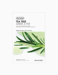 REAL NATURE Face Mask Tea Tree