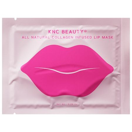All Natural Collagen Infused Lip Mask, KNC BEAUTY, cherie