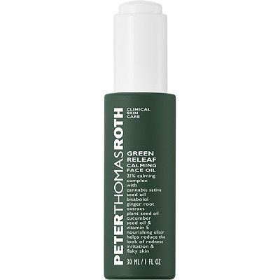 Green Releaf Calming Face Oil, PETER THOMAS ROTH, cherie