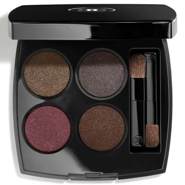 LES 4 OMBRES Multi-Effect Quadra Eyeshadow, CHANEL, cherie