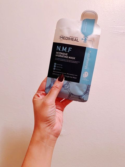 Mediheal N.M.F. Intensive Hydrating Sheet Mask