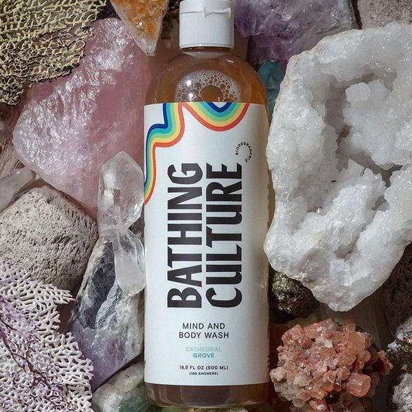 Mind and Body Wash, BATHING CULTURE, cherie