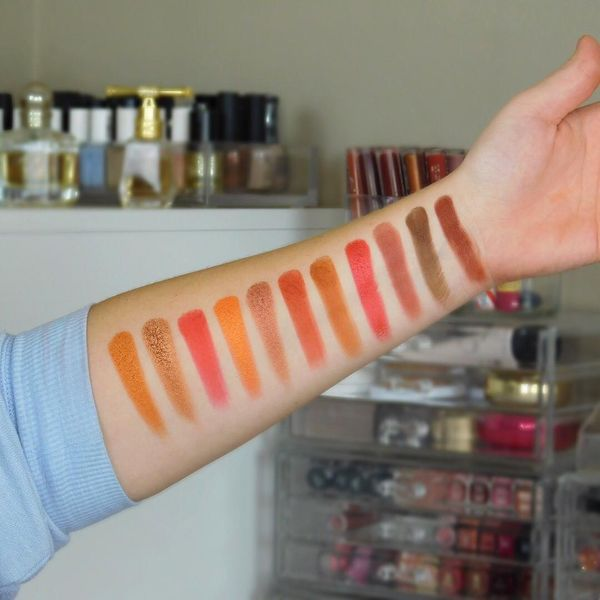 Some of my fave shades | Cherie