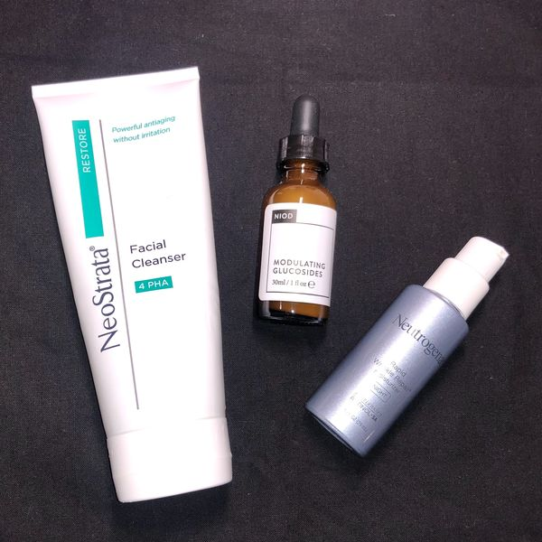 My Night Routine for Acne + Anti-ageing | Cherie