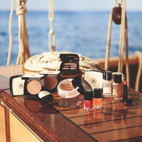 CHANEL-☀️Summer of Glow Collection✨