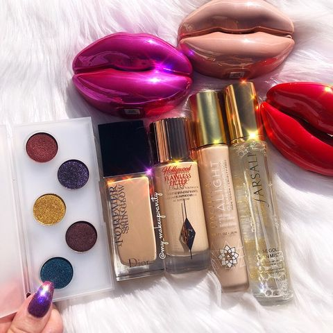 diormakeup Forever Skin Glow F