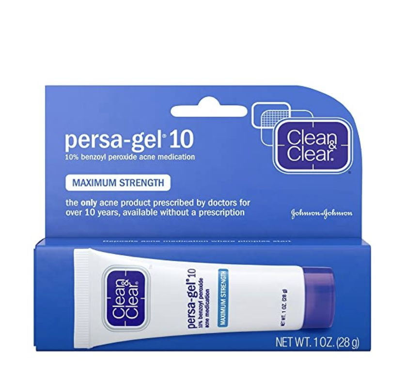 Persa-Gel 10 Acne Medication Spot Treatment