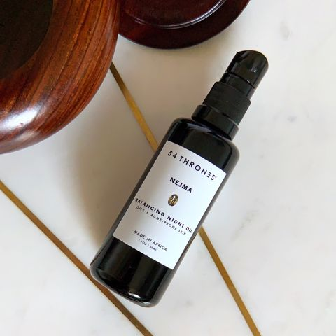 A Face Oil for Oily/Combination Skin??