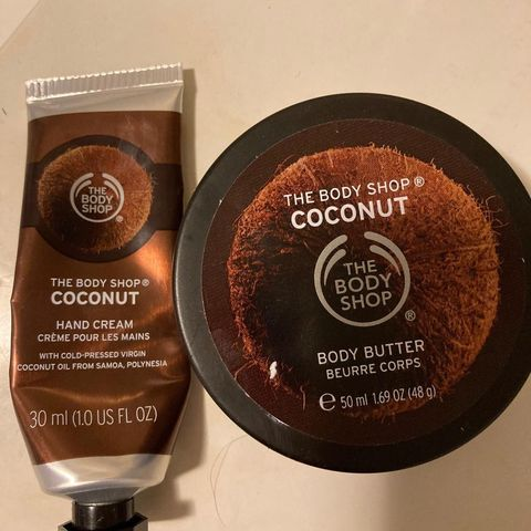 My Winter Body Care Holy Grail